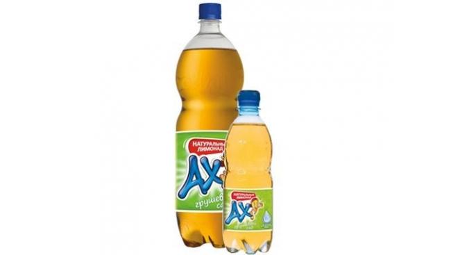 """Напиток газированный """"АХ!"""" 0,5л Грушевый сад"""