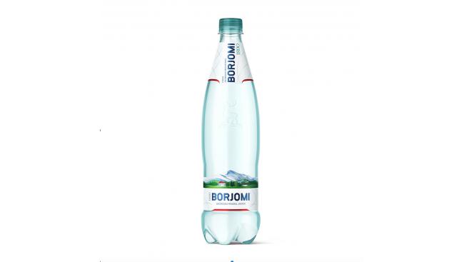 Минеральная вода Боржоми 0,75л