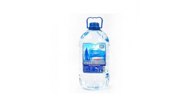 Минеральная вода Кристаллическая 5,0л
