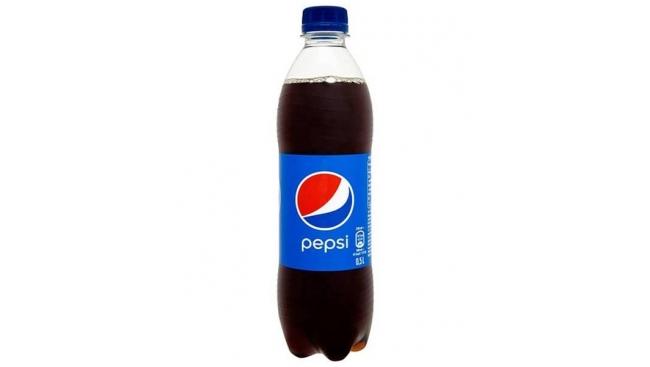 Газированный напиток 0,5л Пепси