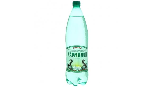 Минеральная вода Кармадон 1,5л