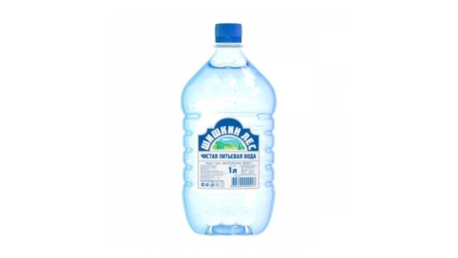 Минеральная вода Шишкин Лес 1,0л б/г