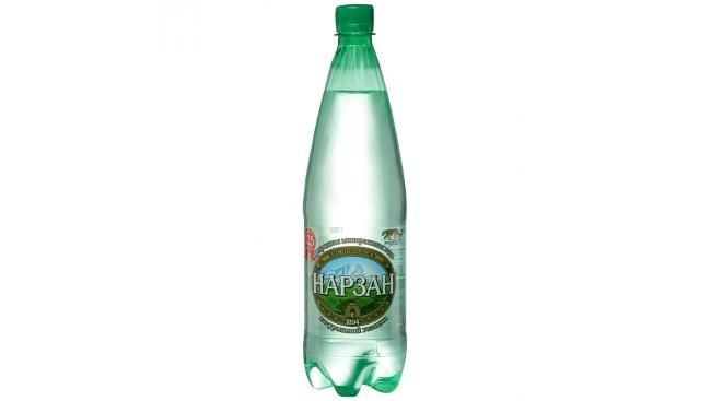 Минеральная вода Нарзан 1,0л