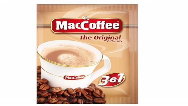 Кофе МасСоffee 3 в 1 20г