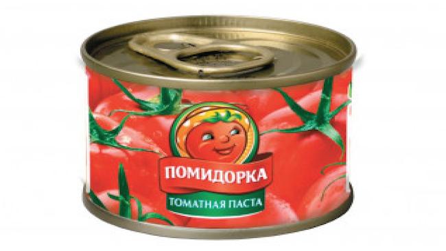 Томатная паста Помидорка 70г