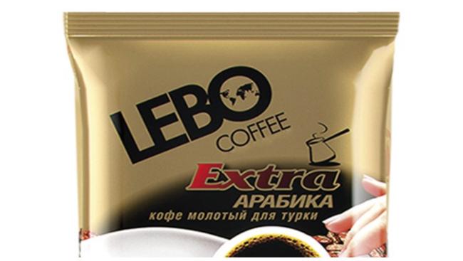 Кофе Лебо Экстра молотый для турки 100г