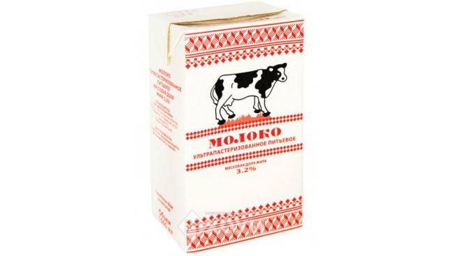Молоко «Липецк», 3,2%