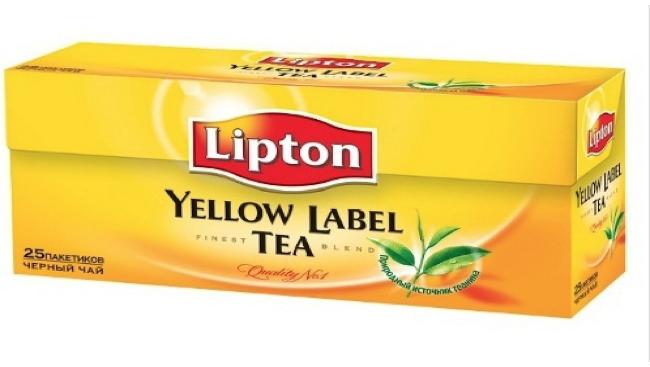 Чай Липтон 25 пак.