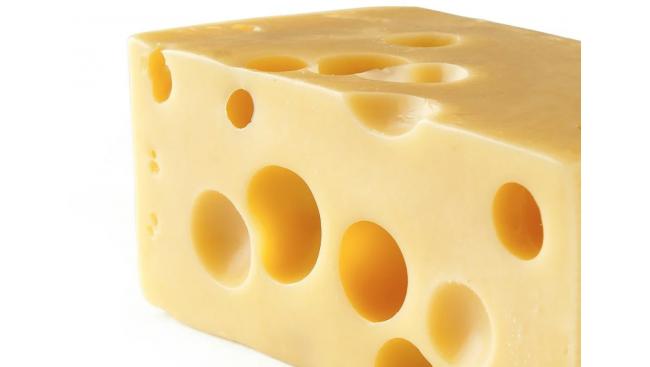 """Сыр Маасдам  """"Сыродел"""" 45% м.д.ж."""