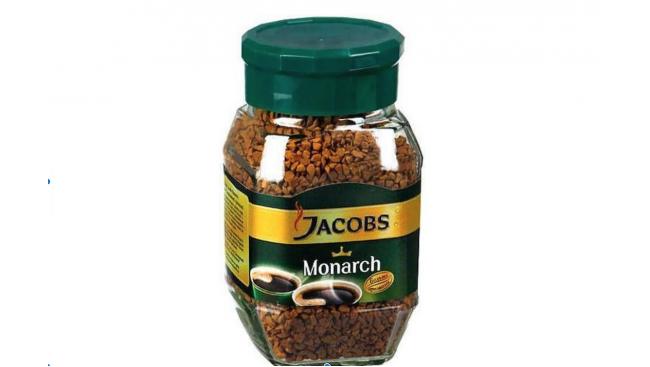 Кофе Якобс Монарх 150г пак.