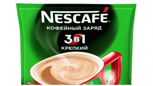 Кофе Нескафе 3 в 1 крепкий 16г